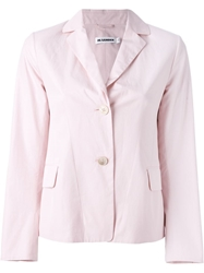 Jil Sander Button Blazer