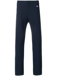 Champion Casual Track Trousers Blue