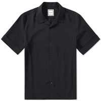 Wooyoungmi Short Sleeve Shirt Black