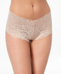 Inc International Concepts I.N.C. Lace Boyshort Frappe