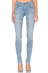 James Jeans James Twiggy 5 Pocket Legging Splash Ikat