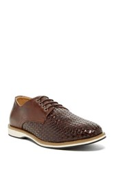 Adolfo Lace Up Shoe Brown