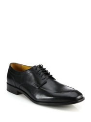 Saks Fifth Avenue By Cole Haan Kilgore Leather Derby Shoes Black