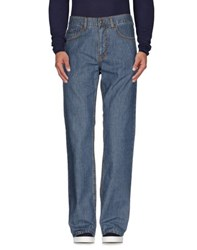 Rifle Denim Denim Trousers Men Blue