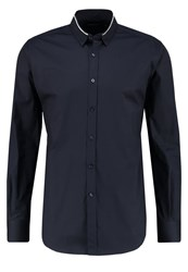 Karl Lagerfeld Slim Fit Shirt Dunkel Blau Blue