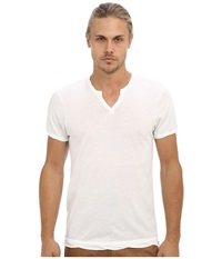 Alternative Apparel Moroccan Tee White Men's Short Sleeve Pullover