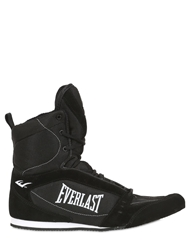 Everlast Competition High Top Boxing Sneakers Black