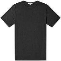 Sunspel Q82 Crew Neck Tee Black