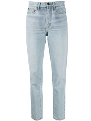 Saint Laurent Carrot Leg Jeans 60