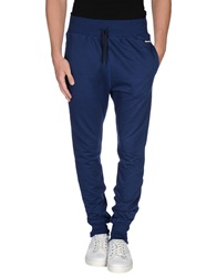 Misericordia Casual Pants Dark Blue