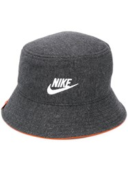 Nike Embroidered Logo Bucket Hat 60