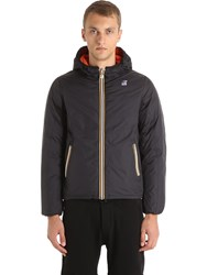K Way Jacques Thermo Plus Double Down Jacket