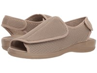 Foamtreads Dorothy Taupe Slippers
