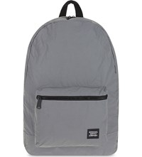 Herschel Supply Co Packable Daypack Backpack Silver Reflective