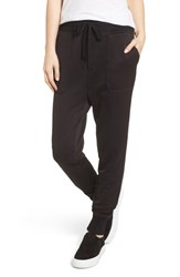 James Perse Jogger Pants Black
