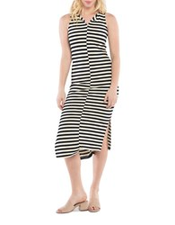 Kensie Love Poetry Striped Dress