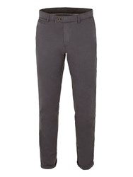 Gibson Regent Park Chino Trouser Charcoal