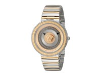 Versace V Metal Icon Vlc08 0015 Stainless Steel Rose Gold Watches