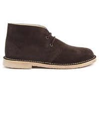 Menlook Label Blake Coffee Derby Shoes