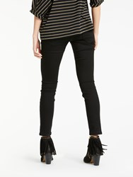 And Or Avalon Ankle Grazer Jeans Black