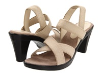 Vivanz Ginger Beige Women's Dress Sandals