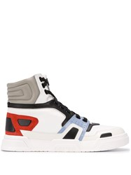 Mcm Mexas Mm31 High Top Sneakers 60