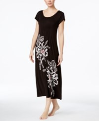 Alfani Empire Waist Nightgown Only At Macy's Wisp Floral