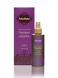 Fake Bake Flawless Self Tan Liquid With Mitt 170Ml