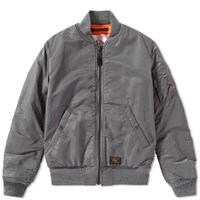 Wtaps Ma 1 Jacket Grey