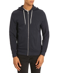 Menlook Label Hoody Kobe Navy