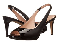 Enzo Angiolini Gladavi Black Synthetic Women's Sling Back Shoes