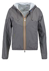 K Way Kway Outdoor Jacket Grey