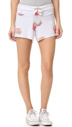 Wildfox Couture Wine And Diner Cutie Shorts Multi