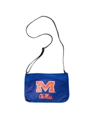 Little Earth Mississippi Rebels Mini Jersey Purse Team Color
