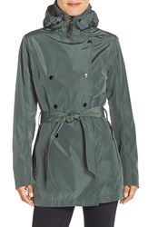 Women's Helly Hansen 'Wesley' Waterproof Trench Coat