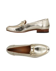 Boemos Loafers Gold