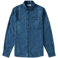 Barbour Cove Shirt Blue