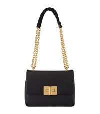 Tom Ford Medium Soft Natalia Leather Shoulder Bag Black