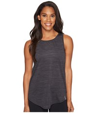 Columbia Shimmering Light Tank Top Black Women's Sleeveless