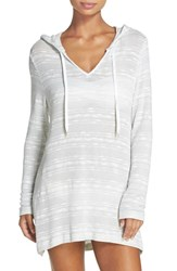 Lablanca Women's La Blanca Cover Up Tunic Silver
