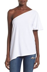 Leith Women's One Shoulder Tee