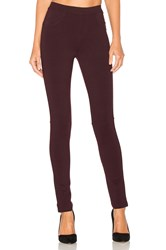 Sanctuary Grease Legging Wine