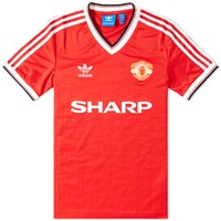 Adidas Mufc '84 Jersey Red