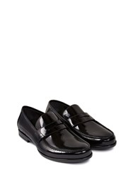 Harry's Of London James Gloss Calf Black Loafers
