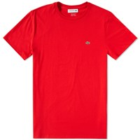 Lacoste Classic Tee Red