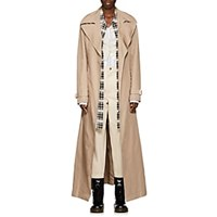Marc Jacobs Belted Trench Coat Beige Tan