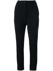 Moschino Classic Tailored Trousers Black