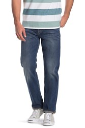 7 For All Mankind Carsen Easy Straight Leg Jeans Hermosa Hrma