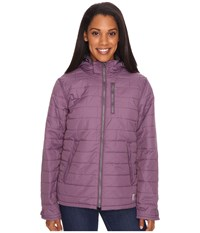 Carhartt Amoret Jacket Vintage Violet Women's Coat Purple