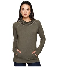 Kuhl Alea Long Sleeve Sage Women's Long Sleeve Pullover Green